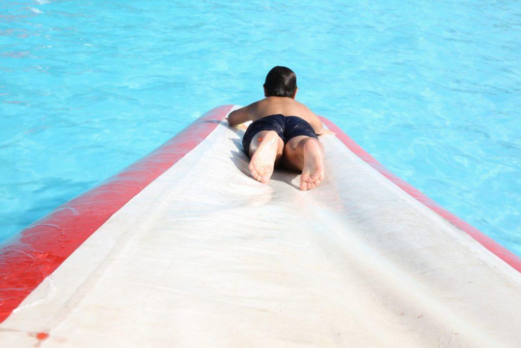 actividades piscina
